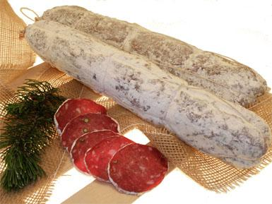 Lot de 2 saucissons allégés nature